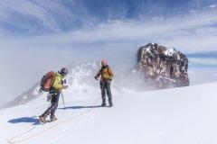 Glacier Shimmer, Nevado del Tolima (5215 m). (© Paramo Trek)
