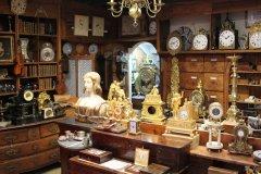 Vue de l'intérieur de notre atelier boutique. (© ATELIER D'HORLOGERIE - VASSORT & JOUBERT)