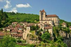 Saint-Cirq Lapopie. (© Bjul - Fotolia)