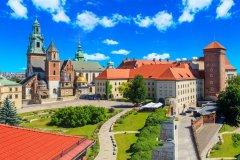 Château de Wawel. (© Marcin Krzyzak - Shutterstock.com)