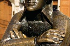 Statue du Français. (© Renáta Sedmáková - Fotolia)
