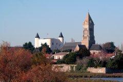 Vue de Noirmoutier-en-l'Île (© IMMO SCHILLER - FOTOLIA)