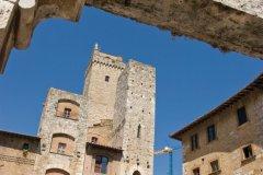 Centre historique de San Gimignano. (© calvio - iStockphoto.com)