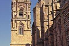 La cathédrale de Rodez. (© Hubert Héliès - Fotolia)
