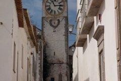 Tour de l'église matrice de Tavira. (© Maxence Gorréguès)