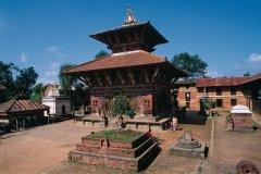 Temple de Changu Narayan. (© Author's Image)