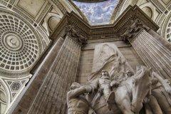 Intérieur du Panthéon. (© Adrian Zenz - Shutterstock.com)