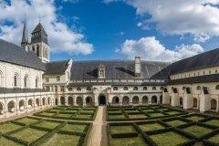 Abbaye de Fontevraud. (© Abbaye Royale de Fontevraud)