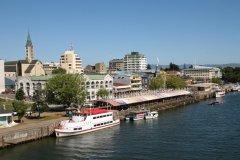La ville de Valdivia. (© Jorisvo)