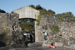 Puerta de Campo, la porte de la citadelle (© Stéphan SZEREMETA)