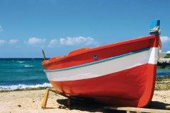 Bateaux de pêches à Palerme. (© Author's Image)