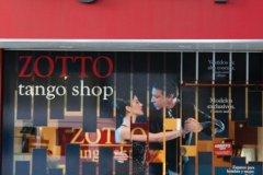 Boutique de tango dans le quartier de Palermo. (© Maxence Gorréguès)