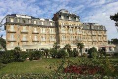 Hôtel Royal, La Baule. (© Linda CASTAGNIE)