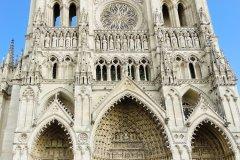 Cathédrale d'Amiens. (© Vvoe)