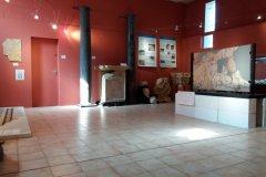 Intérieur du musée. (© Marie-Laure Monteillet / Service des publics, musée Paul Soyris)