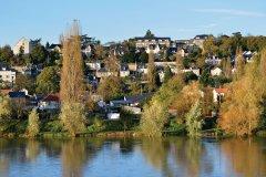 Couleurs d'automne sur les bords de la Loire, à Tours (© Musat - iStockphoto)