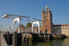 Zuidhavenpoort a été construit au XIVe siècle. (© brytta - iStockphoto.com)