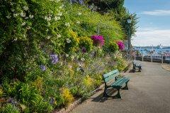 Promenade Clair de Lune, Dinard. (© Stefan Rotter - Shutterstock.com)