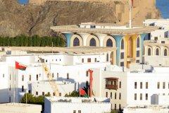 Quartier du Vieux Muscat. (© TravelNerd - Shutterstock.com)