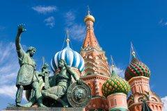 Cathédrale Saint-Basile-le-Bienheureux de Moscou. (© Numbeos - iStockphoto)