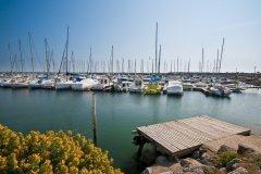 Port de plaisance, Narbonne-Plage. (© photom - Fotolia)
