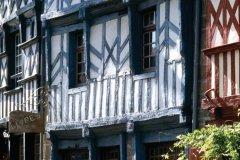 Vieilles maisons de Lézardrieux. (© Philippe GUERSAN - Author's Image)