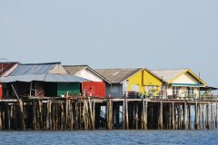 Ko Panyi est un village de pêcheurs de la province de Phang Nga. (© Soradas - Shutterstock.com)