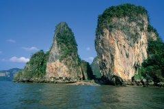 Baie de Phang Nga. (© Eric Martin - Iconotec)