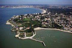 Vue aérienne de Saint-Georges-de-Didonne (© PHOVOIR)