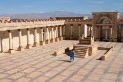 Décors des studios de cinéma de Ouarzazate. (© Stéphan SZEREMETA)