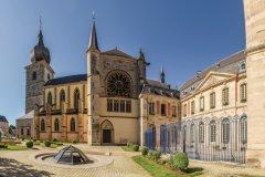 Centre Historique de Remiremont. (© Marc Fulgoni)