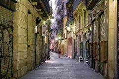 Quartier du Barri Gòtic. (© Author's Image)