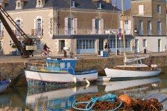 Le port de Noirmoutier (© Carré Pixel - Fotolia)