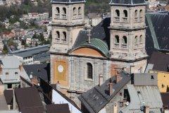 La collégiale Notre-Dame de Briançon (© Brad PICT - Fotolia)