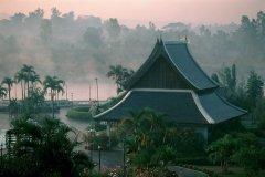 Sanctuaire à Chiang Rai. (© Author's Image)