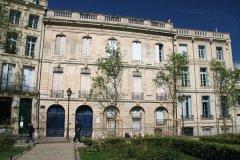 Façades du centre historique de Montpellier (© Stéphan SZEREMETA)