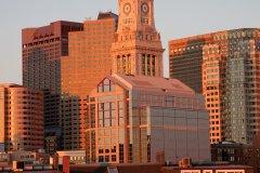 Custom House et skyline de Boston. (© Joseph Sohm - Shutterstock.com)