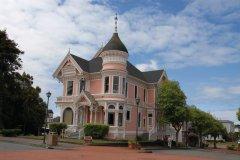 Maison victorienne d'Eureka. (© Harris Shiffman - Fotolia)