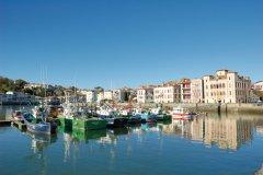 Port de Saint-Jean-de-Luz (© Pat on stock-Fotolia)