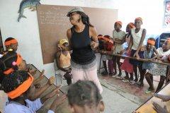Dans une classe de Port-au-Prince. (© arindambanerjee - Shutterstock.com)