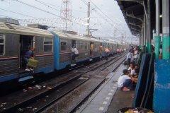 Gare ferroviaire de Bogor. (© Eloïse BOLLACK)