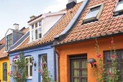 Village de Aarhus (© Urilux - iStockphoto.com)