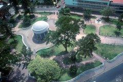 Vue aérienne du Templo de la Musica (© ICT (Institut Costaricien de Tourisme))