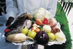 Fruits et légumes sont au menu! (© Tom Pepeira - Iconotec)