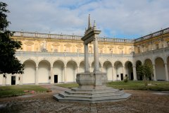 Certosa San Martino Chartreuse San Martino Abbey Monastery Convent Naples