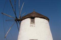 Moulin à vent de Lefkes. (© Author's Image)