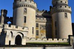 Château de Pierrefonds. (© Christophe Tellier)