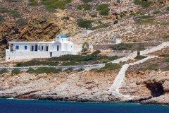 Chapelle près de Kamares, sur l'île de Sifnos. (© Lefteris_ - iStockphoto)