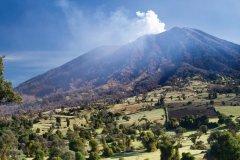 Volcan Turrialba. (© Nkuzmina - iStockphoto)