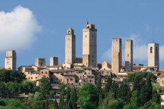 San Gimignano. (© compassandcamera - iStockphoto.com)